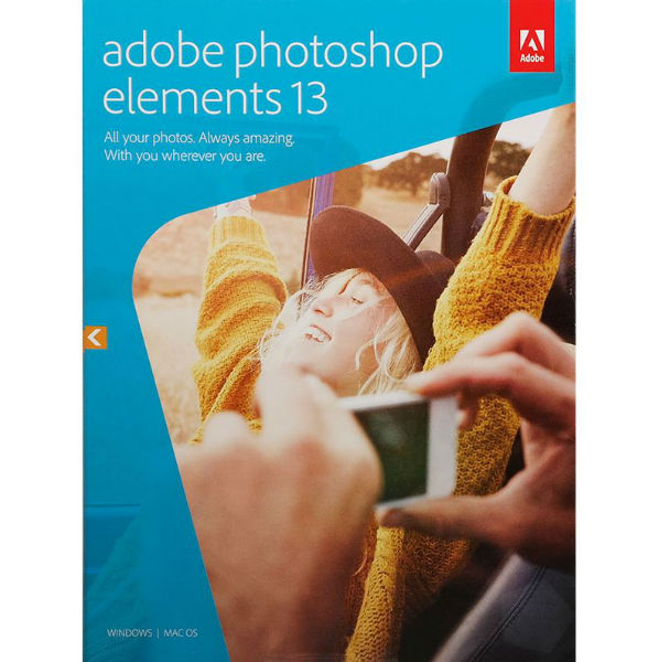 ADOBE PHOTOSHOP ELEMENTS 13 ING RETAIL