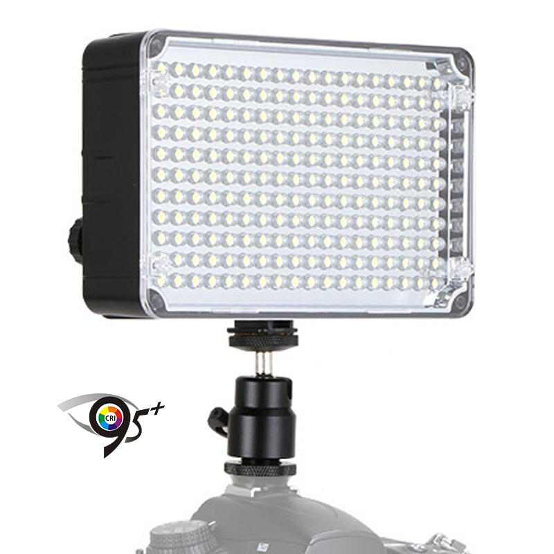 APUTURE ILUMINADOR 198 LEDS DUAL COLOR