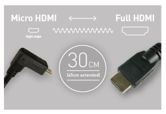ATOMOS MICRO HDMI TO FULL HDMI
