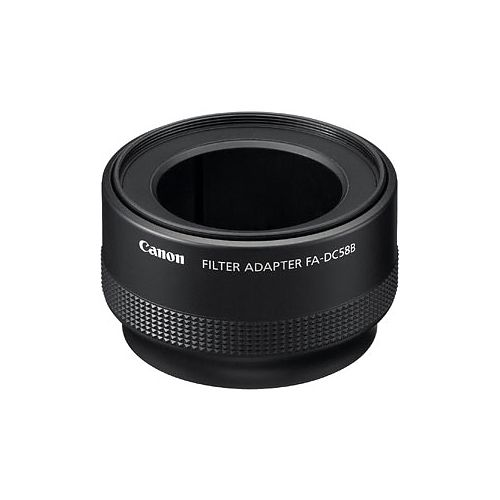 CANON FA-DC58B FILTER ADAPTER