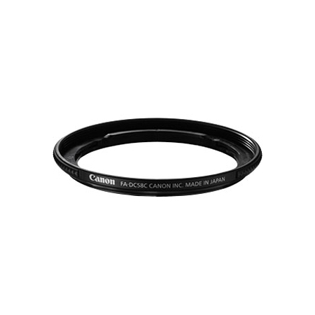 CANON FA-DC58C FILTER ADAPTER