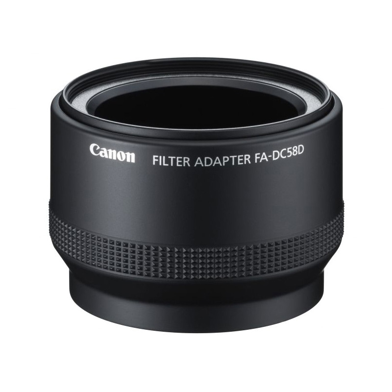 CANON FA-DC58D FILTER ADAPTER