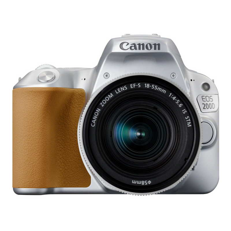 CANON EOS 200D + 18-55MM IS STM SILVER