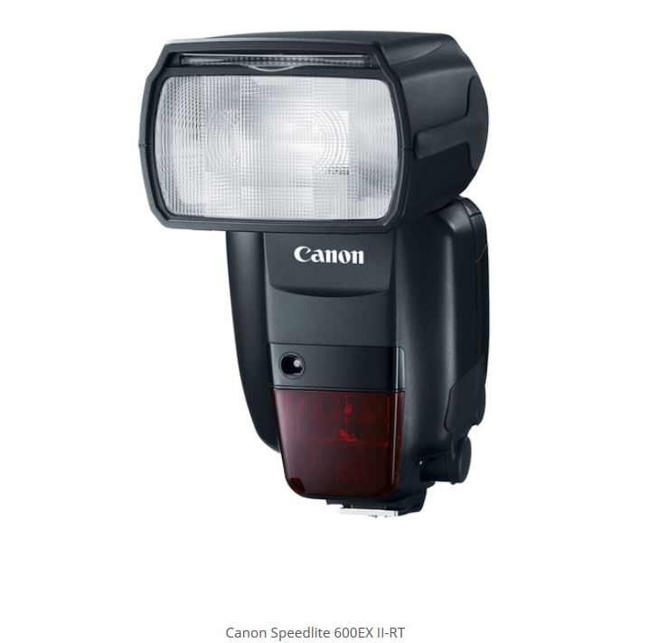 CANON FLASH SPEEDLITE 600EX II RT