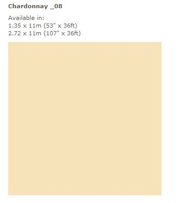 COLORAMA FUNDO 08 2,72X11M CHARDONNAY