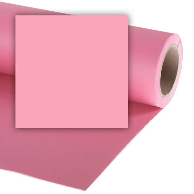 COLORAMA FUNDO 21 2.72X11M CARNATION
