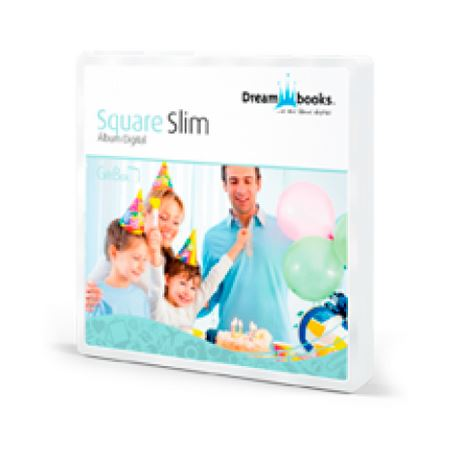 DREAMBOOKS ALBUM SQUARE SLIM 21X21 (48PAG)