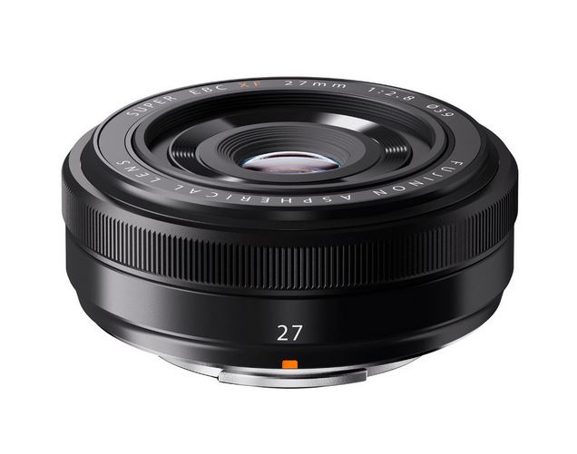 FUJI XF 27MM F2.8 BLACK