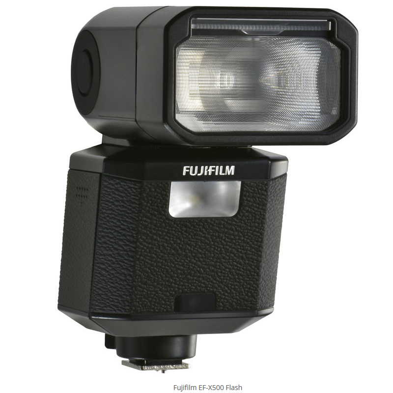 FUJI FLASH EF-X500