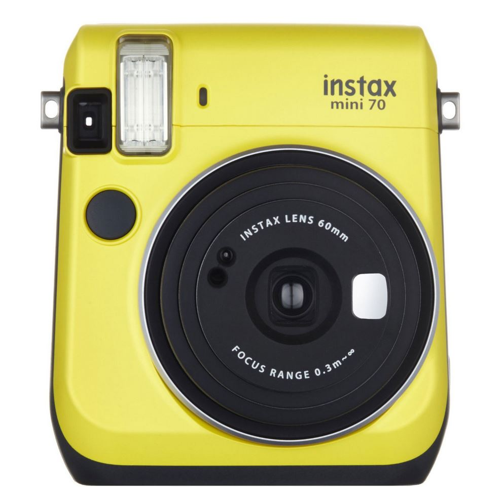 FUJI INSTAX MINI 70 YELLOW