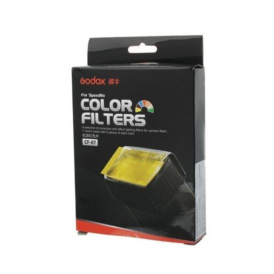GODOX CF-07 COLOR FILTER FOR SPEEDLITES
