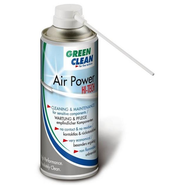 GREEN CLEAN AIR POWER 400ml