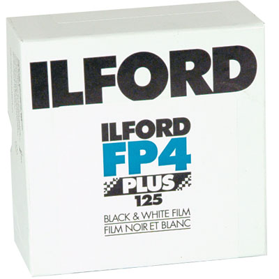 ILFORD FP4 PLUS 125 35MMX17 MTS