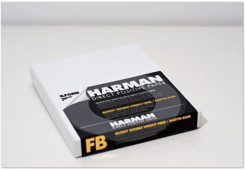 ILFORD HARMAN DIRECT POSITIVE FB1K 20X25-25F
