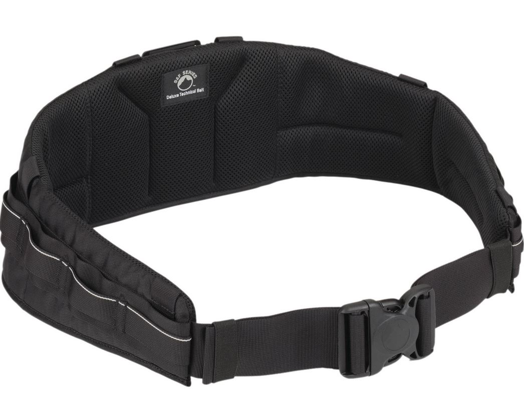 LOWEPRO S&F DELUXE TECHNICAL BELT (S/M) BLACK