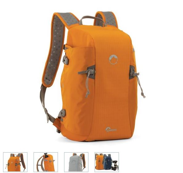 LOWEPRO FLIPSIDE SP0RT 10L AW LARANJA
