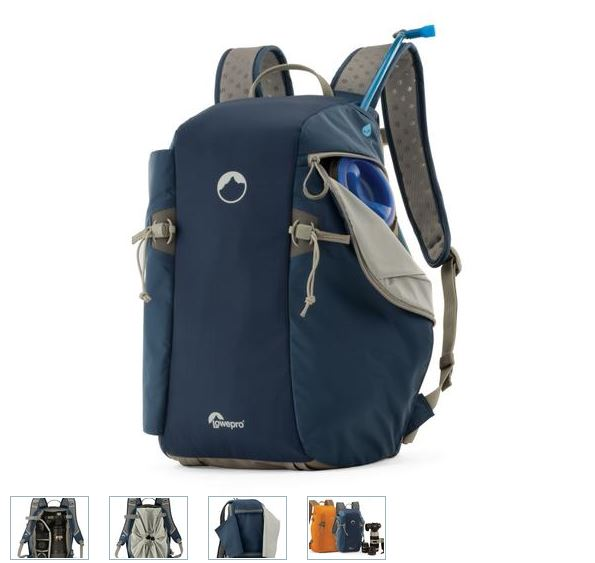 LOWEPRO FLIPSIDE SP0RT 15L AW BLUE
