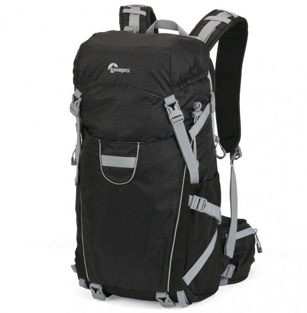 LOWEPRO PHOTO SPORT 200AW MOCHILA PRETO/CINZA