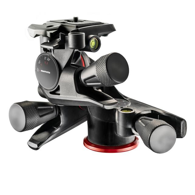 MANFROTTO MHXPRO-3WG CABEÇA 3 VIAS GEARED