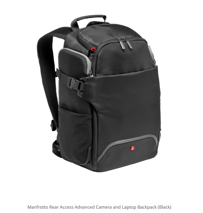 MANFROTTO MB MA-BP-R MOCHILA ADVANCED