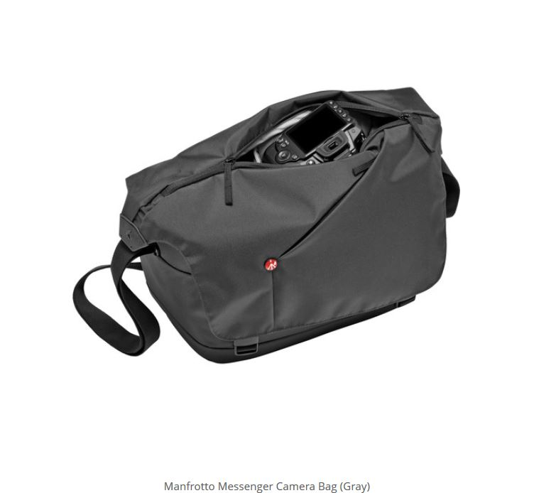MANFROTTO MB NX-M-IGY MESSENGER BAG