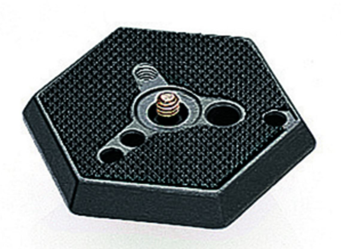 MANFROTTO 030-14 SAPATA HEXAGONAL
