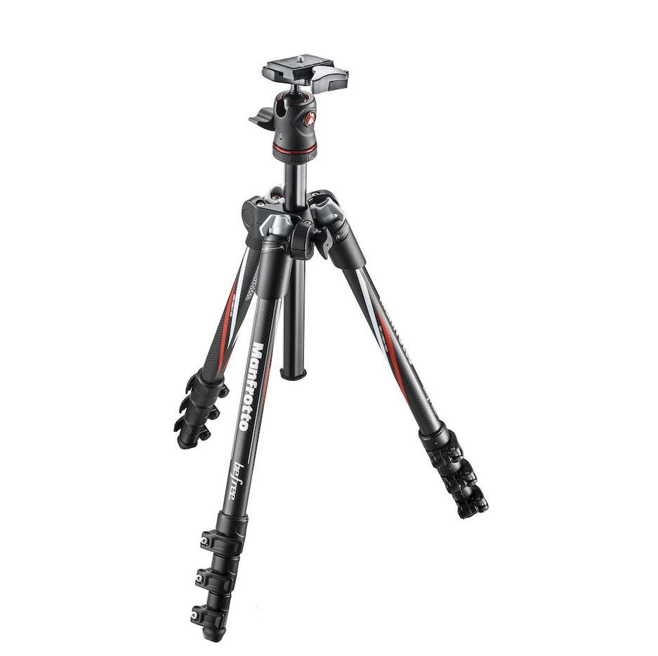 MANFROTTO TRIPE MKBFRC4-BH BEFREE CARBONO