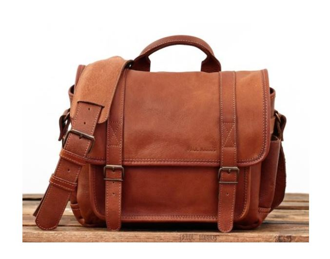 PAUL MARIUS REPORTER BAG PETIT
