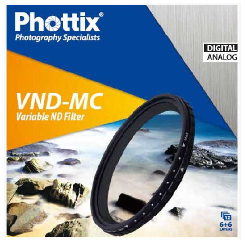 PHOTTIX FILTRO VND-MC 52