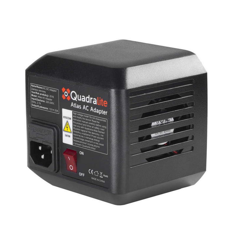 QUADRALITE ATLAS AC ADAPTER