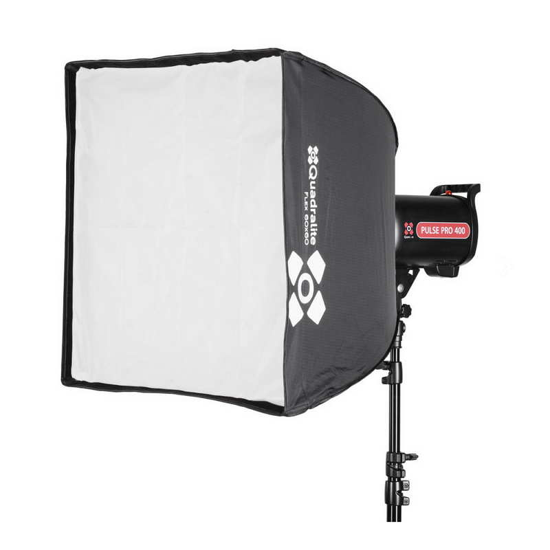 QUADRALITE FLEX 60X60 SOFTBOX RAPIDA