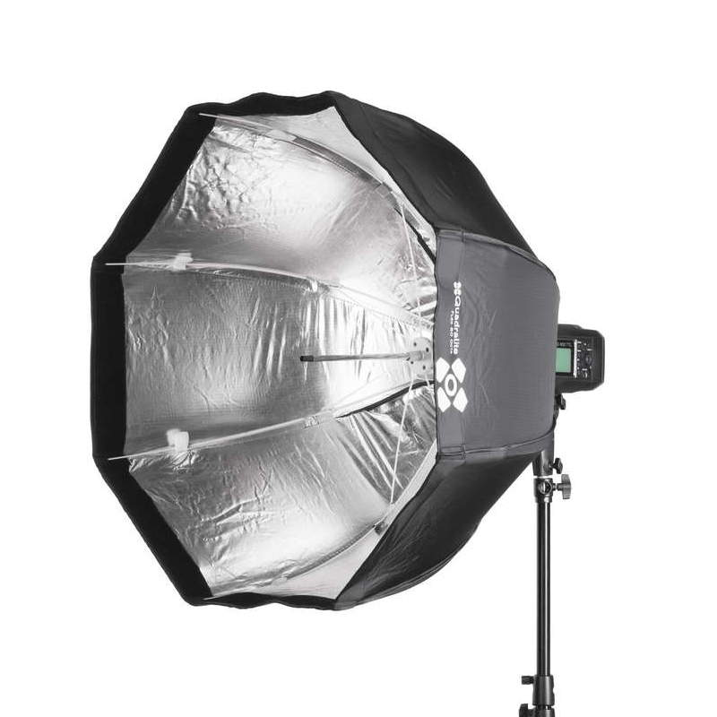 QUADRALITE FLEX 80 SOFTBOX OCTAGONAL RAPIDA