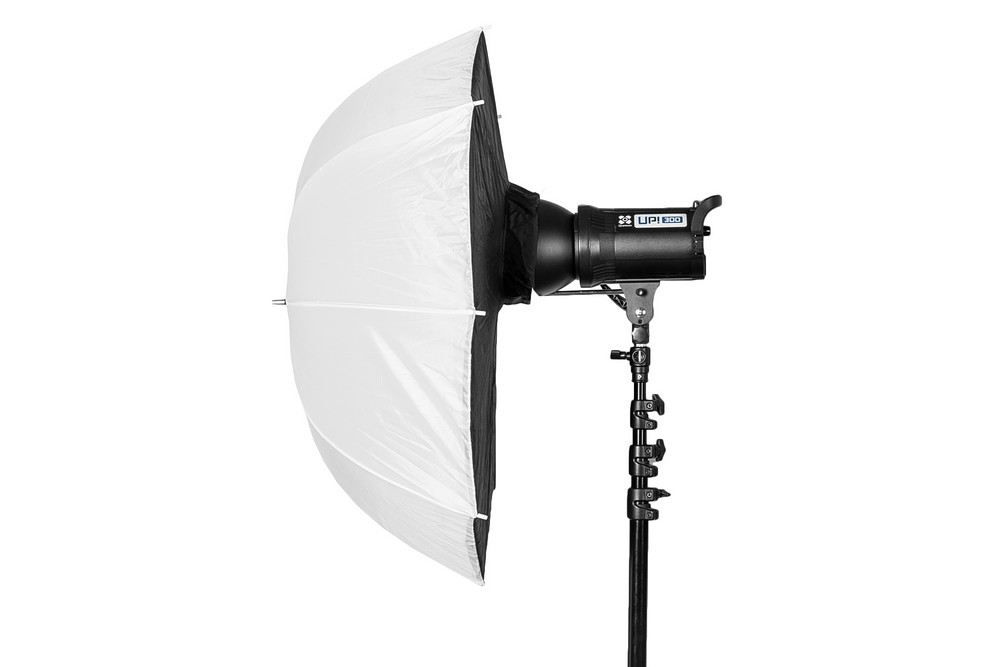 QUANTUUM SOMBRINHA SOFTBOX 84CM