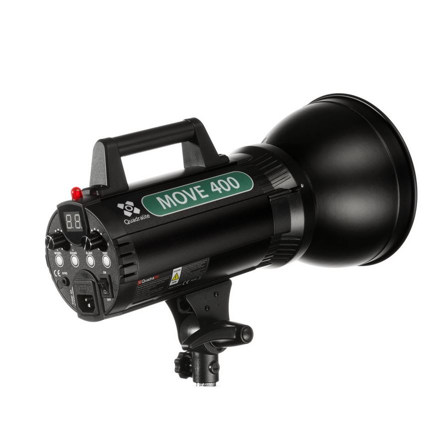 QUANTUUM MOVE 400W FLASH