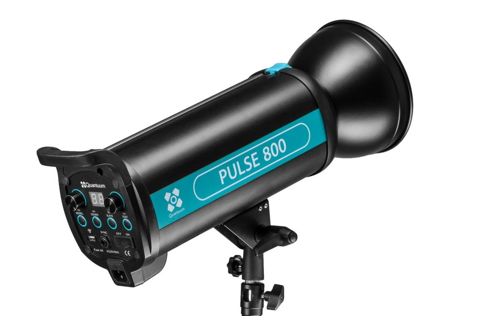 QUANTUUM PULSE 800W FLASH