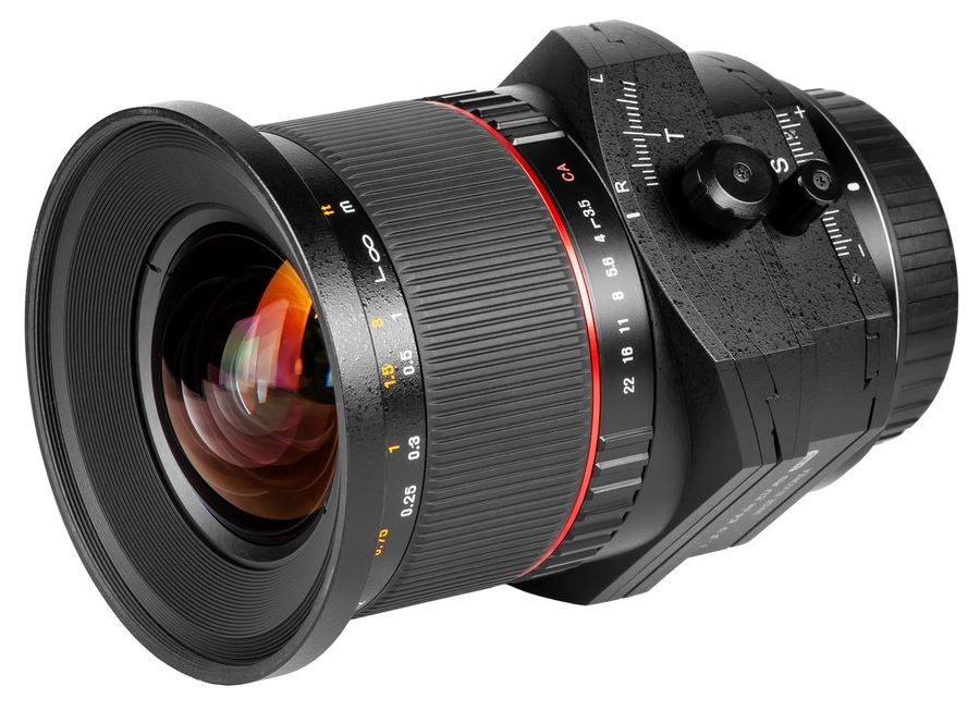 SAMYANG 24MM F3.5 TILT&SHIFT SONY