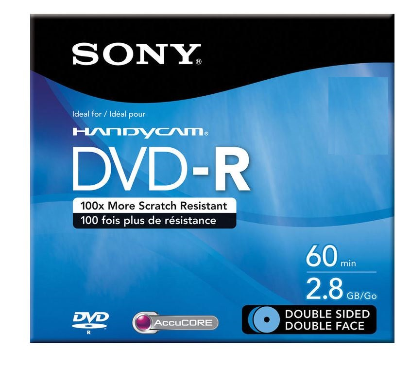 SONY MINI DVD-R 2.8GB