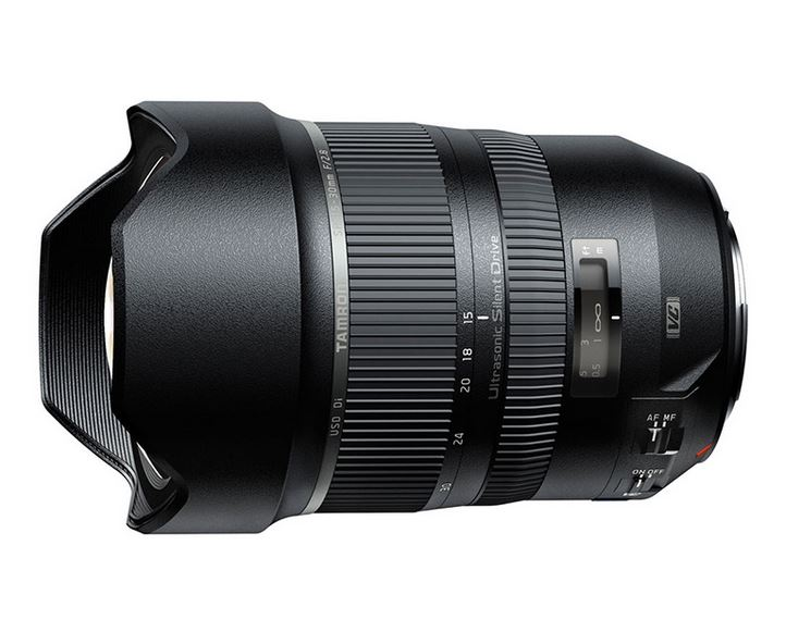 TAMRON 15-30MM F2.8 VC CANON