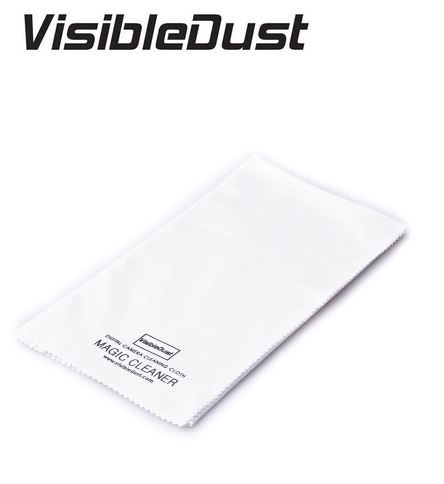 VISIBLEDUST MAGIC CLEANER 320X380MM MICROFIBRA