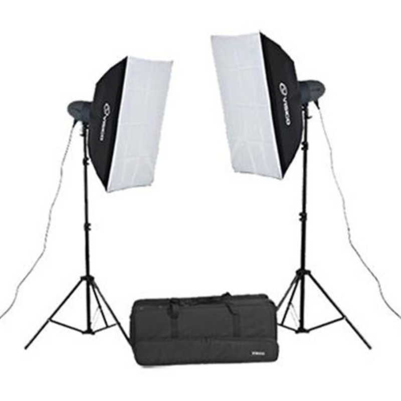 VISICO KIT VL-300 PLUS SOFTBOX